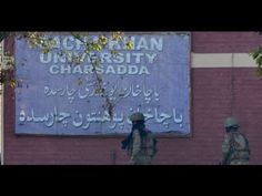 Bacha Khan University Attack By Militant Group from Afghanistan
