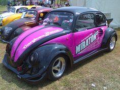Volkswagen Beetle racer