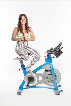 Kaitlin #Indoorcycle #spin #hotspinchick
