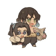I personally don't really ship any of these pairings (only Tanjirou x Kanao a small bit) but thought the artworks were adorableee Do you… Anime Chibi, Kawaii Anime, Manga Anime, Otaku Anime, Anime Art, Anime Angel, Anime Demon, Demon Slayer, Slayer Anime