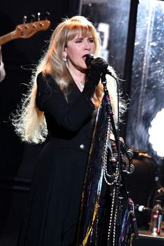 Stevie Nicks Photos - Honoree Stevie Nicks performs onstage during MusiCares Person of the Year honoring Fleetwood Mac at Radio City Music Hall on January 26, 2018 in New York City. - Stevie Nicks Photos - 47 of 1077