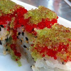 Ginzo Roll from #Sushi Taiyo #Chicago