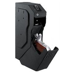 GunVault SpeedVault Biometric - Home Defense!!