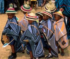 The Basotho people also known as Sotho, are Bantu people of the Kingdom of Lesotho (lusō'tō), an enclave within the Republic of South Africa. African Life, African Culture, African Style, African History, African Men, African Design, We Are The World, People Of The World, Martial
