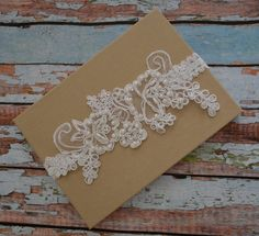 White Lace Wedding Garter Set, Wedding Garter, White Beaded Bridal Garter Belt, Lace Wedding Garter, Vintage Style Garter, Prom Garter by SpecialTouchBridal on Etsy