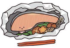 Chibi Food, Salmon Fillets, Cute Chibi, Sanrio, Bowser, Pokemon, Kawaii, Fictional Characters, Friends