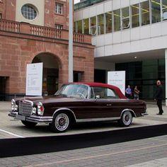 1972 Mercedes Benz 280SE 3.5