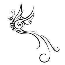 bird maori tattoo - Google Search