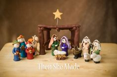 This past week I've had several emails in my inbox about my Nativity. Seems it's on a few to-do lists this month which is awesome.   I t...
