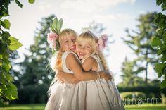 Adorable twin girls <3