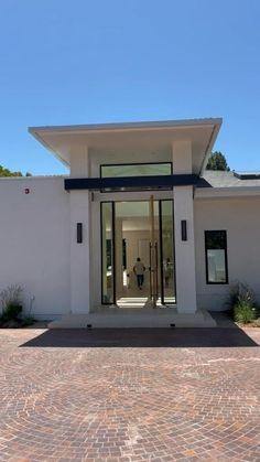 Home Room Design, Dream Home Design, Home Interior Design, Best Modern House Design, Contemporary House Plans, Dream House Interior, Luxury Homes Dream Houses, Dream Homes, Home Structure