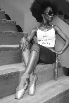 Paunika Jones - Dance Theater of Harlem, Columbia City Ballet, freelance dancer