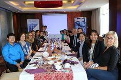 ICCP Hosts Women Entrepreneurship Breakfast Meeting