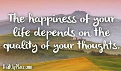 Train your brain and BE HAPPY.... Good Mental Health, Mental Health Quotes, Happiness Is A Choice, Positive Self Talk, Year Quotes, Single Words, Powerful Words, Note To Self, Positive Affirmations