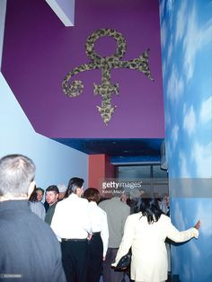Atmosphere inside Paisley Park circa 1990 at Paisley Park in Chanhassen, Minnesota.