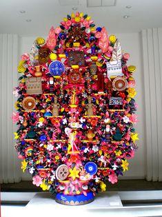 Tree of Life (arbol de la vida) at the Folk Art Museum of Mexico (Museo de Arte Popular)