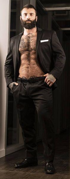 Hairy Hunks, Hairy Men, Hot Men Bodies, Scruffy Men, Rugged Men, Bear Men, Beard No Mustache, Muscular Men, Attractive Men