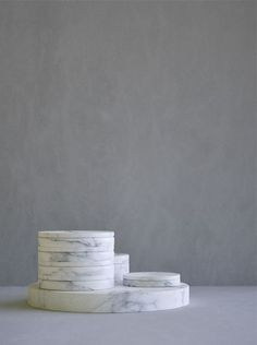 """Design is not art. It is about crafting solutions to real issues"" - MARK BOULTON - (Stacking marble containers)"
