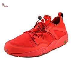 Puma Suede Junior Rouge Rouge 39 Chaussures puma (*Partner