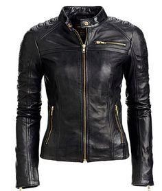 Danier Leather Megan Biker Jacket