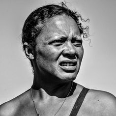 Displaced when the city of Fresno forced the closure of several homeless encampments, Sinamon now lives in a makeshift home she built in a vacant lot just feet beyond city limits.  matt black