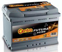 Akumulator CENTRA FUTURA CA722 72AH  72 AH DOWÓZ