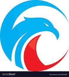 Game Wallpaper Iphone, Eagle Logo, Eagle Head, Circle Logos, Logo Design Template, Crests, Logo Images, The Body Shop, Abstract Wall Art