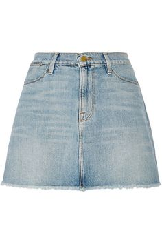 Frame Denim Skirt