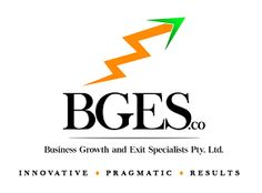 """""""Partner of Choice in Business Growth and Exit"""" – Innovative, Pragmatic, Results. http://bges.co/"""