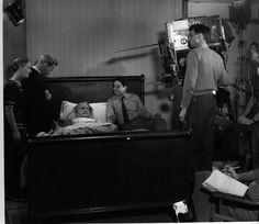Movie Making At Paramount Studios