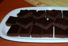 Banános süti Nagymama konyhájából Chocolate, Food, Chocolates, Eten, Brown, Meals, Diet