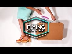 WHAT TO PACK WHEN FLYING WITH A BABY || Stop Motion - YouTube