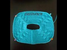 DÜZ YAPRAKLI ROBA YAPILIŞI - YouTube Crochet For Kids, Crochet Baby, Baby Boy Cardigan, Bind Off, Crochet Fashion, Baby Knitting, Knitting Patterns, Baby Kids, Bows
