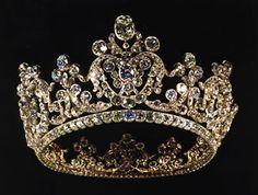 Alemanha - Queen Pauline's Tiara