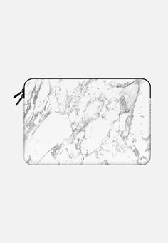Marble Macbook Air 13 sleeve by Some Techie Sense | Casetify