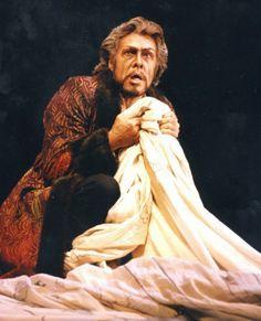 "Samuel Ramey in Mussorgsky's ""Boris Gudinov"""