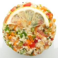 Couscous-Salat, laktosefrei