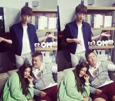 Seo Kang Jun looks like the third wheel with Nana and Jo Se Ho on the set of 'Roommate' Korean Music, Korean Drama, Roommate Season 1, Seo Kang Jun, Real Relationships, Reality Tv Shows, Running Man, Korean Celebrities, Actors & Actresses