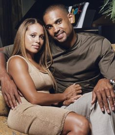 Tamia & Grant Hill ......... Yes I have always admire tamia n grants relationship..... I'm blessed to hve my own now tamia n grant continue with u been doing...... Love it ;)