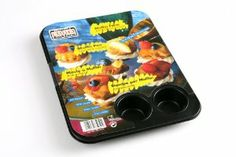 Kaiser Bakeware 12-Cup Mini-Muffin Pan by Kaiser Bakeware. $11.95. Mini muffins are always a hit with children. High quality steel and black exterior absorbs heat for even browning and shorter baking times. Nonstick coating allows for quick and easy release of baked goods and easy cleanup. Clean-up is easy, wash, dry thoroughly and place back in warm oven to air dry completely. A great addition to your Kaiser Bakeware collection. An essential tool for every ba...