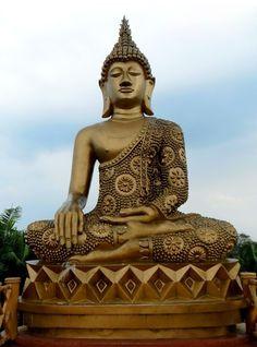 Peace love & Buddha on Facebook
