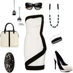 Black & White 2, created by danalajeunesse.polyvore.com