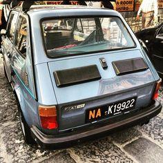 Fiat 126, en Italia
