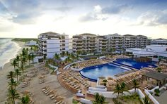 Grand Residences is one of the hotel-resorts near Puerto Morelos. Photo by Grand Residences.