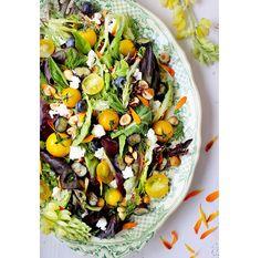 Alimentation 2: Les fleurs comestibles - Frawsy