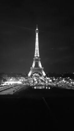 #blackandwhite #eiffeltower #paris
