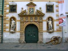 Former state armoury in Graz, Austria