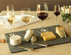 Natasha In Oz: Wine and Cheese Party Ideas--wine board, cheese board or party board? Wine!
