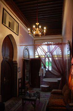 モロッコ EL REDUCTO | 建築とランドスケープ:地上の楽園を求める旅