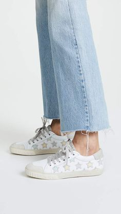 online shopping for Ash Majestic Sneakers from top store. See new offer for Ash Majestic Sneakers How To Wear Sneakers, Badgley Mischka Shoes, Fashion Flats, Up Styles, Fur Trim, Girly Girl, Lace Up, Pairs, Top Shoes